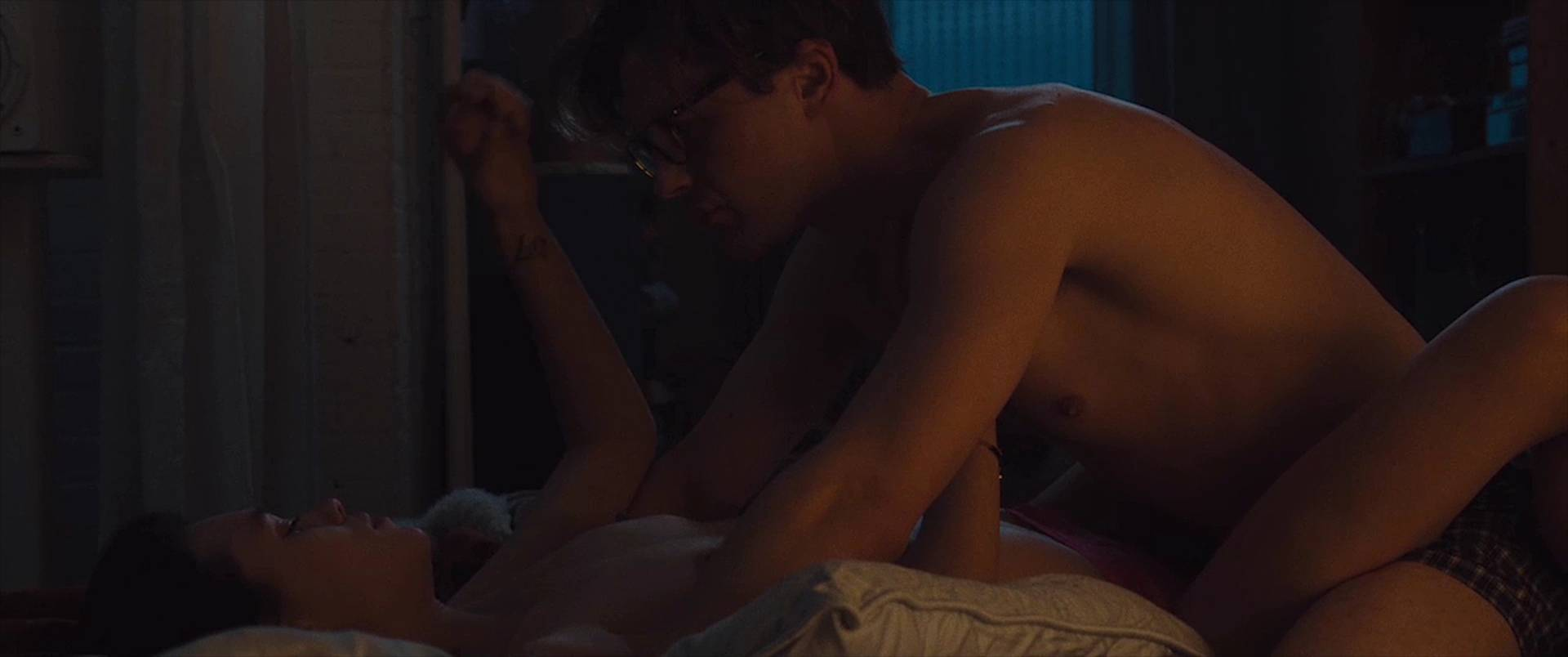Astrid Bergès-Frisbey nude topless and sex - I Origins (2014) hd1080p (9)