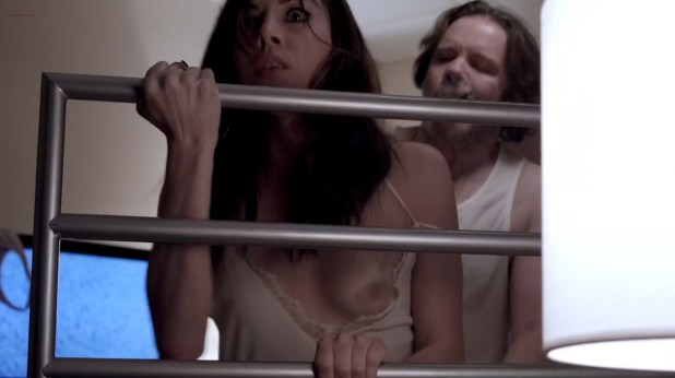 Aubrey Plaza nude more nipple slip and hot sex - Ned Rifle (2014) hd720p (4)