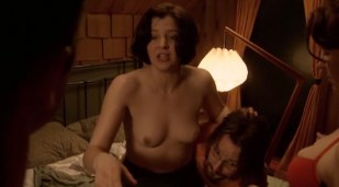 Erin Wells nude topless and sex - The Cabin Movie (2005)