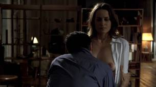 Geno Lechner nude topless lesbian sex - Going Under (2004) HD 1080p (3)