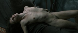 Halina Reijn nude full frontal bush and Tineke Caels nude - Isabelle (NL-2011) hd1080p