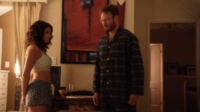 Jenny Slate nude butt naked - House of Lies (2015) s4e3 hd720p (3)