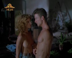 Joan Severance nude topless sex and skinny dipping - Criminal Passion (1994) (4)