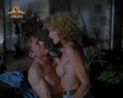 Joan Severance nude topless sex and skinny dipping - Criminal Passion (1994) (3)