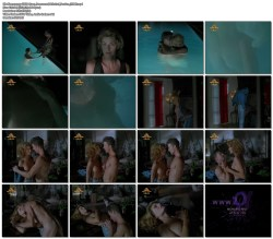 Joan Severance nude topless sex and skinny dipping - Criminal Passion (1994) (7)