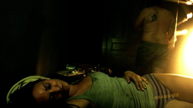 Odette Annable sexy and hot - Banshee (2015) s3e3 hd720p (2)