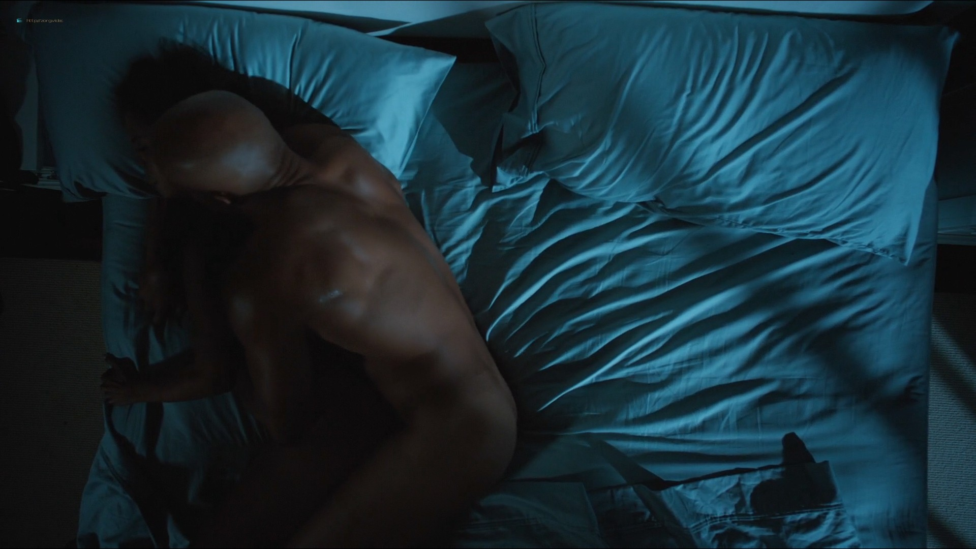 Sharon Leal nude and lot of sex others nude too - Addicted (2014) HD 1080p (18)