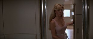 Kim Basinger hot pokies see through and Barbara Carrera hot bikini nipple peak - Never Say Never Again 007 (1983) hd1080p