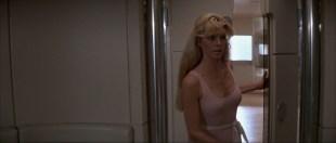 Kim Basinger hot pokies see through and Barbara Carrera hot bikini nipple peak - Never Say Never Again 007 (1983) hd1080p