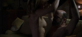 Ivana Milicevic nude sex doggy style and Tanya Clarke nude sex - Banshee (2015) s3e1 hd720p (4)