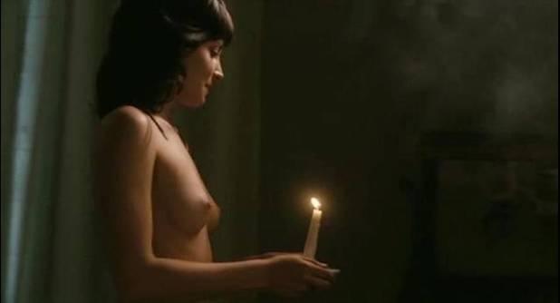 Bárbara Lennie nude topless and sex - Obaba (ES-2005) (10)