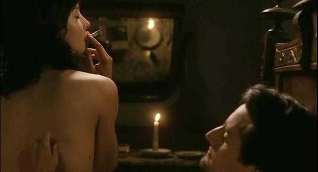 Bárbara Lennie Nude Topless And Sex Obaba Es 2005