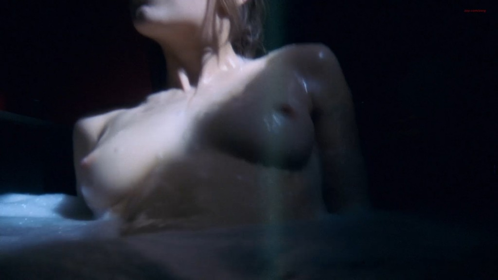 Cherilyn Wilson nude topless and Madison Bauer nude side boob - Chain Letter (2010) hd1080p (2)