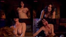 Danielle De Luca nude topless in - Necrosis (2009)