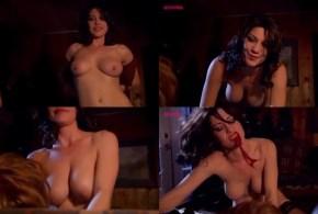 Danielle De Luca nude topless in – Necrosis (2009)