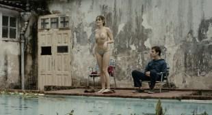 Deborah Secco nude topless skinny dipping and sex - Boa Sorte hd 1080p (BR-2014)