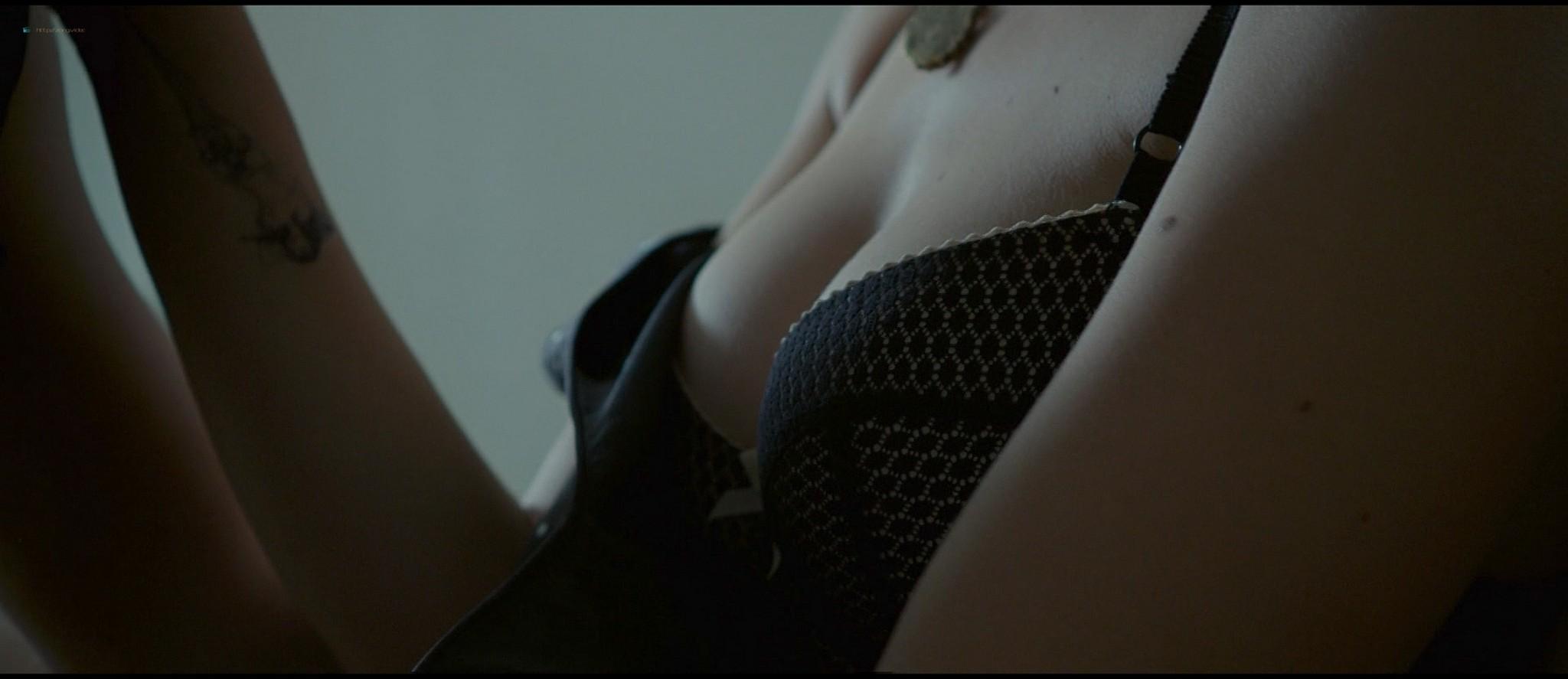 Emmanuelle Béart nude brief topless - My Mistress (AU-2014) HD 1080p BluRay (7)