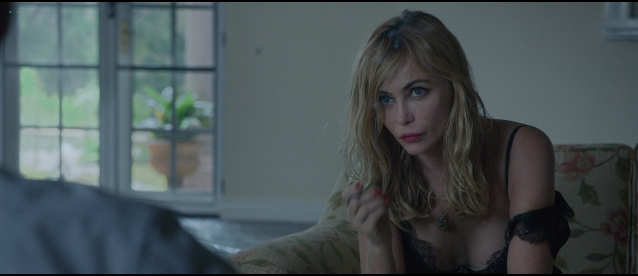 Emmanuelle Béart nude brief topless - My Mistress (AU-2014) HD 1080p BluRay (3)