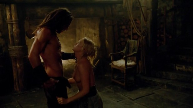 Jessica Parker Kennedy and Clara Paget nude lesbian Hannah New nude sex doggy style - Black Sails (2015) s2e3 hd720-1080p