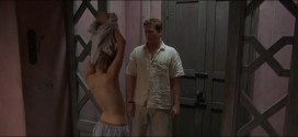 Kristen Bell hot and nipslip - Spartan (2004) hd1080p (9)