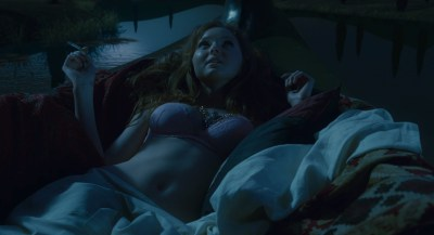 Lily Cole hot busty and very sexy - The Imaginarium of Doctor Parnassus (2009) hd1080p (1)