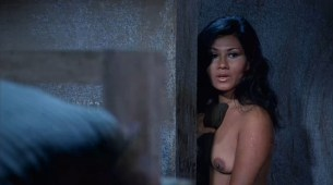 Pam Grier nude Roberta Collins nude topless with Sofia Moran and others - Women in Cages (1971) hd1080p (9)
