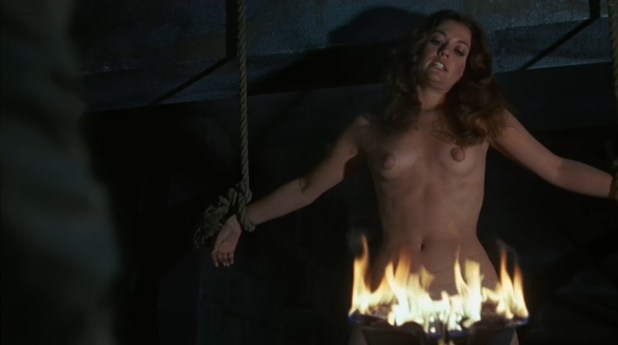 Pam Grier nude Roberta Collins nude topless with Sofia Moran and others - Women in Cages (1971) hd1080p (6)