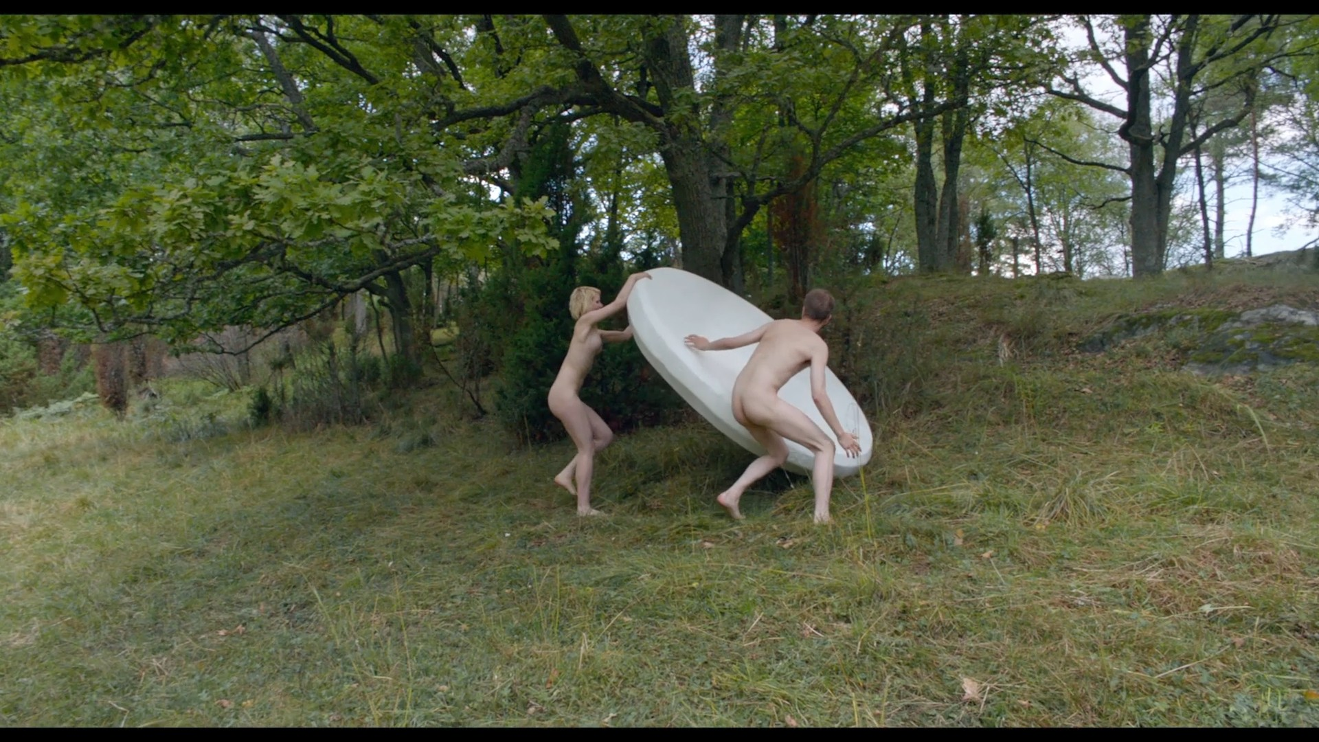 Roosa Söderholm nude topless and bush - He ovat paenneet (FI-2014) HD 1080p BluRay (6)