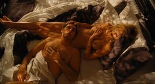 Sharon Stone nude topless and Sofia Vergara not nude hot lingerie - Fading Gigolo (2013) hd1080p