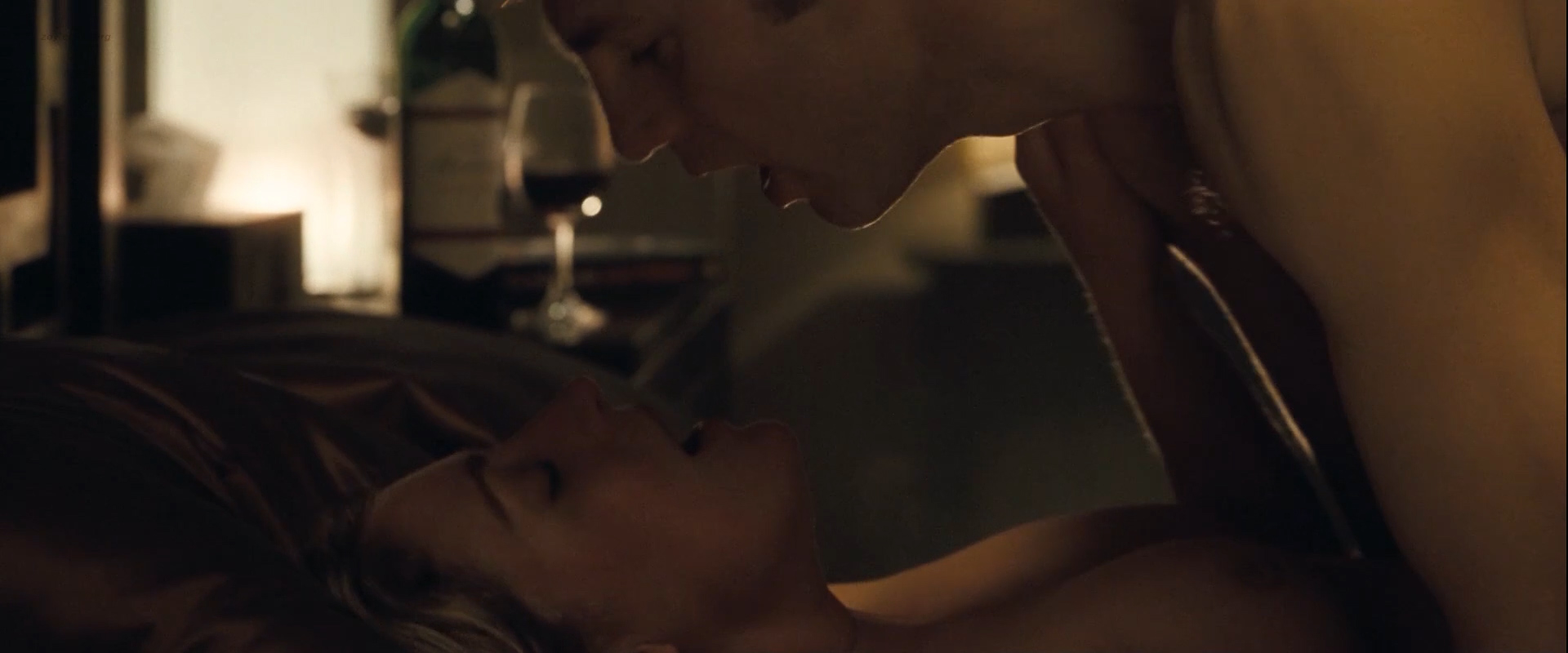 Sharon Stone nude topless sex and Flora Montgomery nude - Basic Instinct 2 (2006) hd1080p (8)