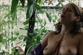 Marie-Josée Croze nude topless and bush – Munich (2005) hd1080p
