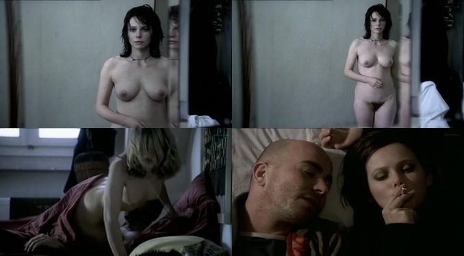 Barbora Bobulova nude full frontal - La spettatrice (IT-2004)
