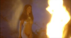 Elisabeth Brooks nude full frontal and Beverly Warren nude bush and topless - The Howling (1981) hd1080p (2)