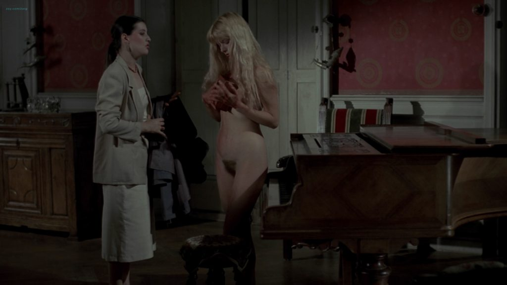 Françoise Blanchard nude full frontal and Patricia Besnard-Rousseau nude bush - The Living Dead Girl (FR-1982) hd1080p (18)