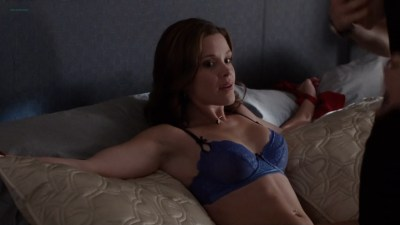 Kayla Mae Maloney hot in lingerie and bound - The Following (2015) s3e1 hd720p (11)