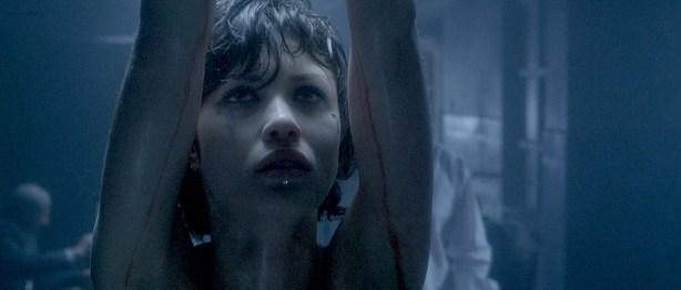 Olga Kurylenko nude full frontal and very hot - Hitman (2007) hd1080p (10)