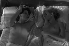 Olivia d'Abo nude Lora Zane nude lesbian sex with Laila Robins and Cynthia Stevenson- Live Nude Girls (1995) hd720p