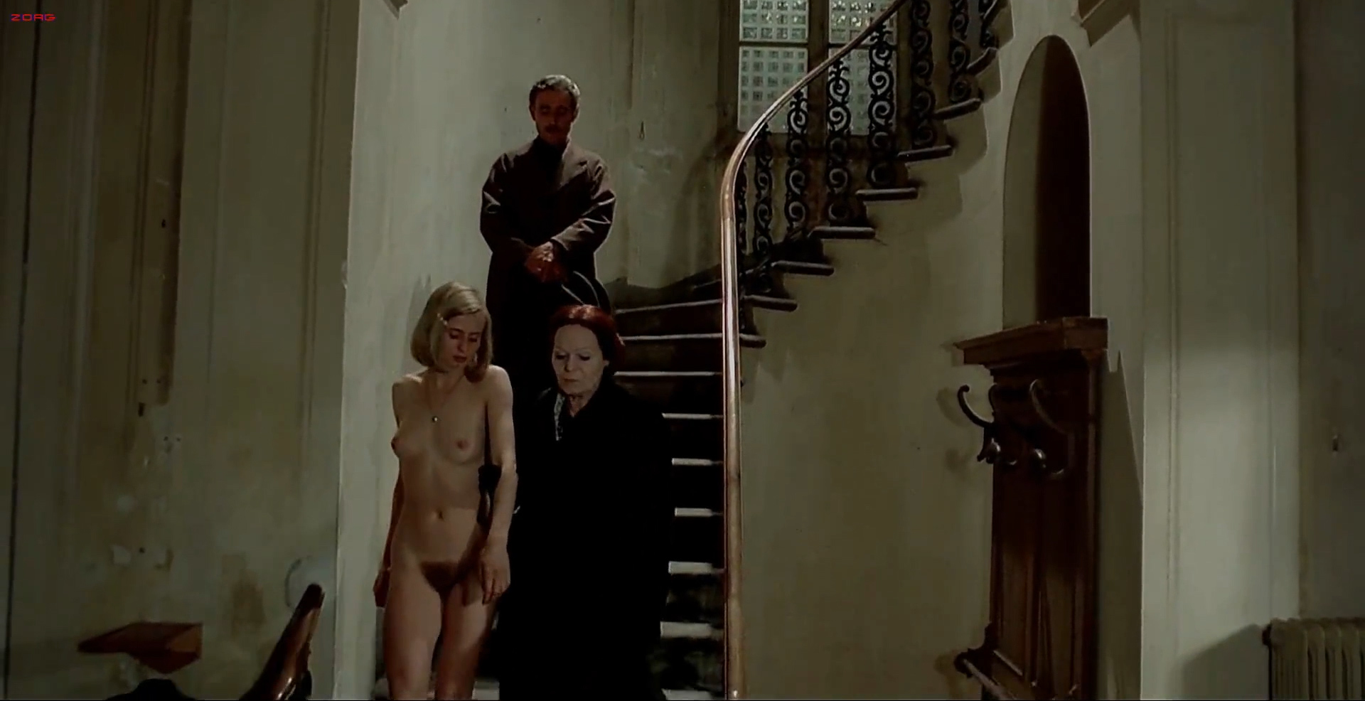 Renata Moar nude full frontal - Salo - 120 Days of Sodom (1975) hd1080p (5)