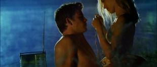 Teresa Palmer hot wet in bra and panties - Love and Honor (2013) hd1080p
