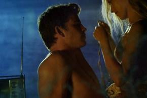 Teresa Palmer hot wet in bra and panties – Love and Honor (2013) hd1080p