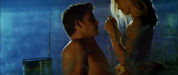 Teresa Palmer hot wet in bra and panties - Love and Honor (2013) hd1080p (6)