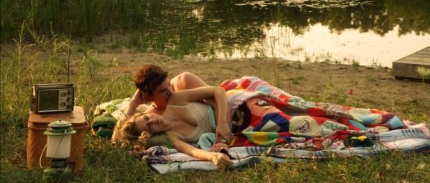 Teresa Palmer hot wet in bra and panties - Love and Honor (2013) hd1080p (2)