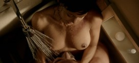 Thandie Newton nude sex and nude in shower - Rogue (2013) s1 hd1080p (5)