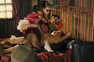 Penélope Cruz hot see through and Salma Hayek hot cleavage – Bandidas (2006) hd1080p