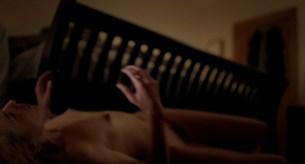 Agyness Deyn nude topless bush and sex - Electricity (UK-2014) WEB-DL hd720p (12)