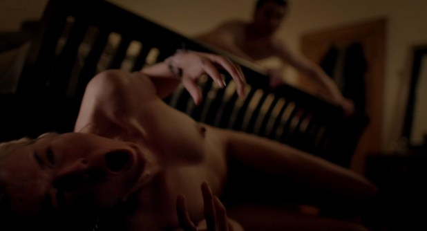 Agyness Deyn nude topless bush and sex - Electricity (UK-2014) WEB-DL hd720p (11)