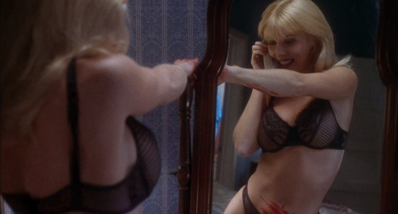 Brenda Bakke nude side boob Peggy Trentini nude topless others all nude - Tales From The Crypt Demon Knight (1995) hd720p (11)