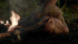 Caitriona Balfe nude topless and sex Lotte Verbeek nude topless - Outlander (2015) s1e10 hd720p (10)