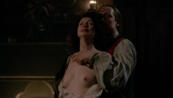 Caitriona Balfe nude topless and sex - Outlander (2015) s01e09 hd1080p (7)