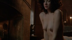 Caitriona Balfe nude topless and sex - Outlander (2015) s01e09 hd1080p (3)